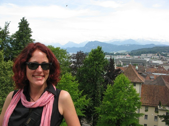 Nora Dunn In Lucerne