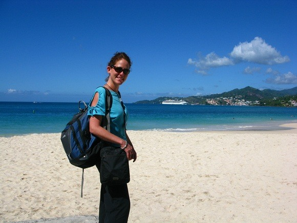 The Professional Hobo in Grenada, Setting sail for other Caribbean shores