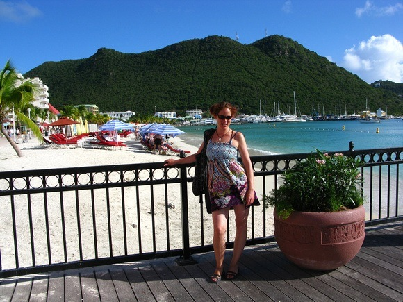The Professional Hobo in Philipsburg, in St Martin