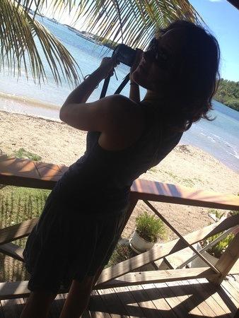 The Professional Hobo in Grenada
