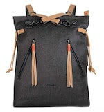Sherpani Tote Backpack Combo Bag - great daypack purse combo for longterm travel packing list