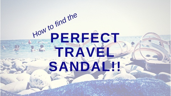 My Search for the Perfect Travel Sandal