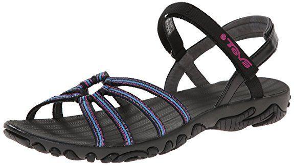 Teva Kayenta travel sandal - Most comfortable walking sandals