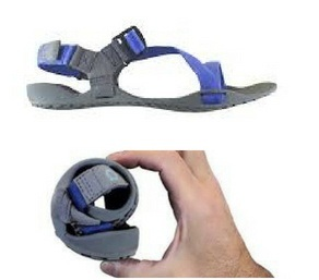 Xero collage barefoot sandal - comfortable sandals for walking