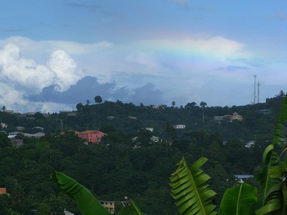 grenada west indies rainbow