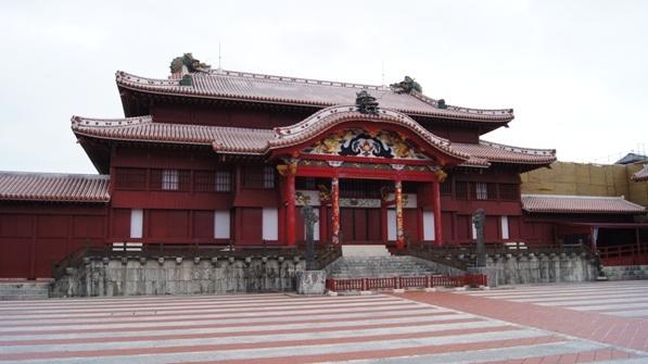 Shuri Temple
