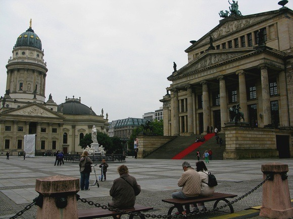 Gendarmenmarkt in Berlin