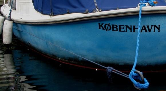 Kobenhavn boat