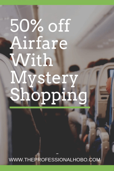 With travel mystery shopping, you can subsidize travel with free hotels, discounted flights, and much more. Enjoy these mystery shopping tips from personal experience. #FullTimeTravel #TravelPlanning #BudgetTravel #TravelTips #TravelMoneyAdvice #SaveMoneyTraveling #MakingMoneyWhileTraveling #TravelWebsites #TravelTools #FlightSearch #TravelTip #TravelHacks #MysteryShoppingAirfare #MysteryShopping #DiscountAirfare #MysteryShopper