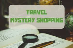 Get 50% off Airfare With TRAVEL MYSTERY SHOPPING