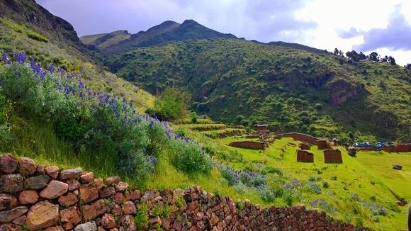 Inca archaelogical project Huchuy Qosqo