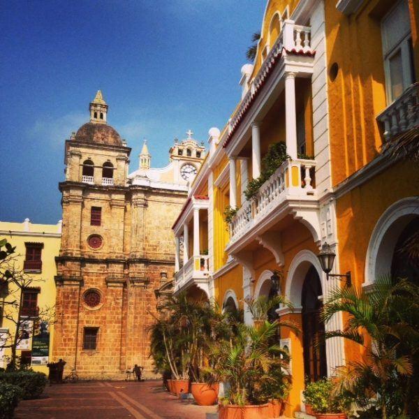 cartagena, Colombia; photo by Tamara of Globe Guide