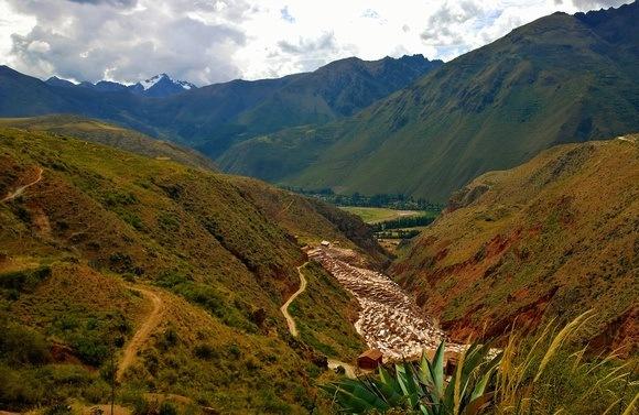 Maras Salt Mines in Peru – Unlike any Other Mine You'll See