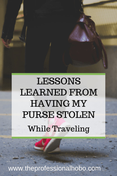 My Purse was stolen while traveling in Cusco Peru! Here are the lessons learned from this terrible affair. #travel #theft #pursestolen #theftabroad #robbedabroad #travelsafety #travelsecurity #fulltimetravel #Cusco #Peru