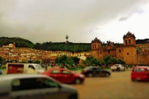 purse stolen in Cusco