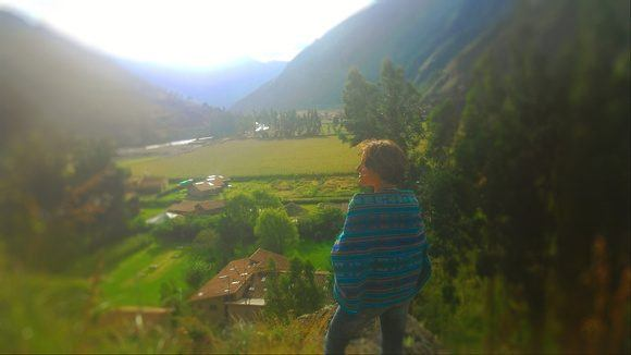 Overlooking the Sacred Valley of Peru; 2014 travel summary