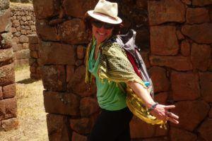 Nora Dunn, The Professional Hobo in Peru