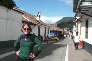 The Professional Hobo in Bogota Colombia, exploring Colombian daily life, Colombia safety, and food in Colombia