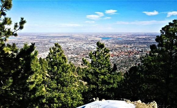A Curious Bubble in Boulder, Colorado