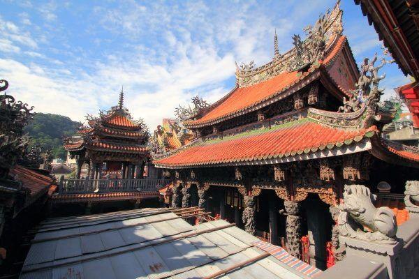 Sansia Temple