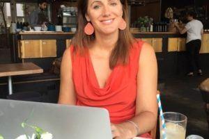 Natalie Sisson, suitcase entrepreneur