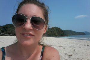 Rachel, The Digital Gypsy, freelance copywriter