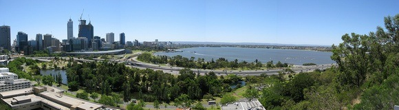 world's most isolated major city has many contenders, one of them being Perth
