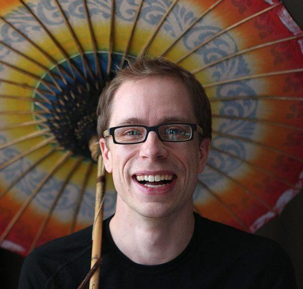 Dustin Main, tour guide and entrepreneur