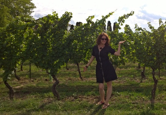 Visiting Canada's vineyards