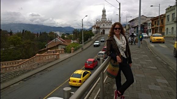 The Professional Hobo in Cuenca, Ecuador