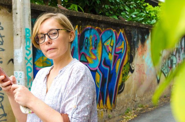 Joanna, Online English Teacher