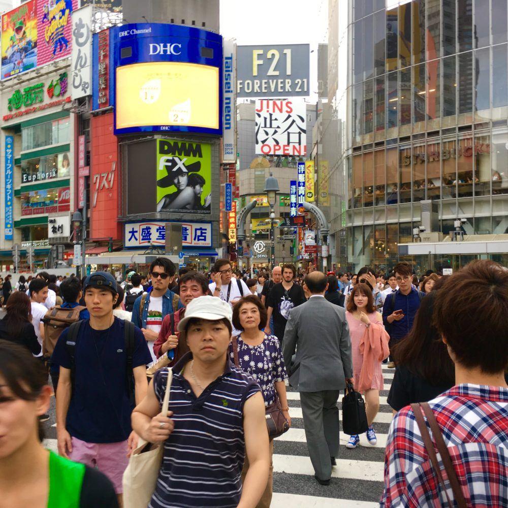 Shibuya Crossing in Tokyo – Jumping Into the Deep End (VLOG Ep. 8)