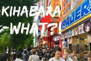 Akihabara Tokyo - I don't get you