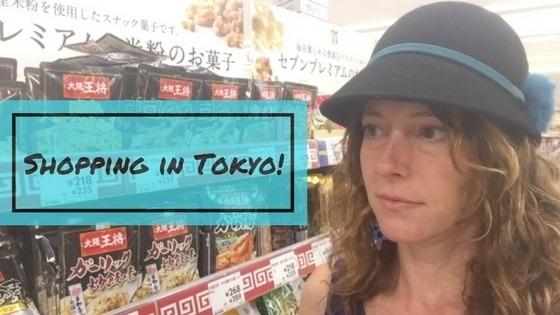 Adventures Shopping in Tokyo (Vlog Ep. 14)