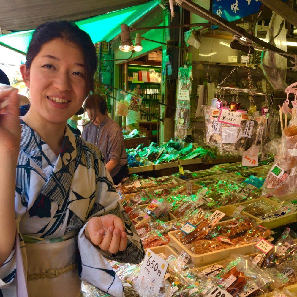 Tsukiji Fish Market in Tokyo Japan (Vlog Ep. 12)