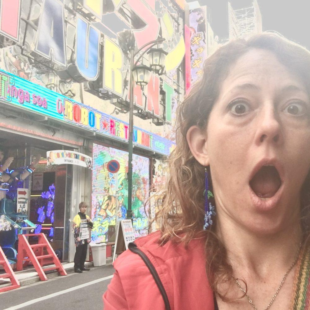 Tokyo's Robot Restaurant: The Greatest Show Ever (Vlog. Ep. 17)