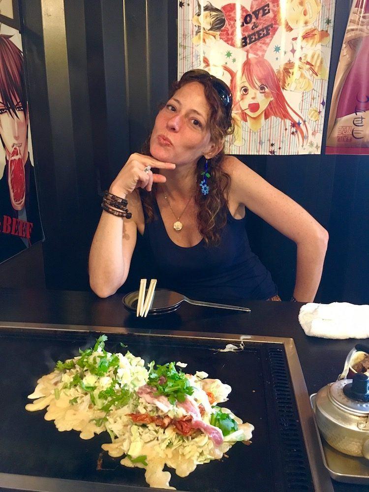 Searching for Okonomiyaki in Japan (Vlog Ep. 15)