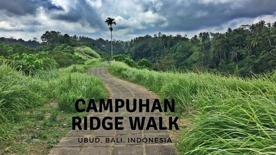 Campuhan Ridge Walk in Ubud Bali (Vlog Ep. 21)
