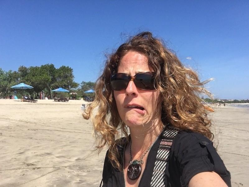 Visiting Kuta in Bali (aka: What Was I Thinking?!)