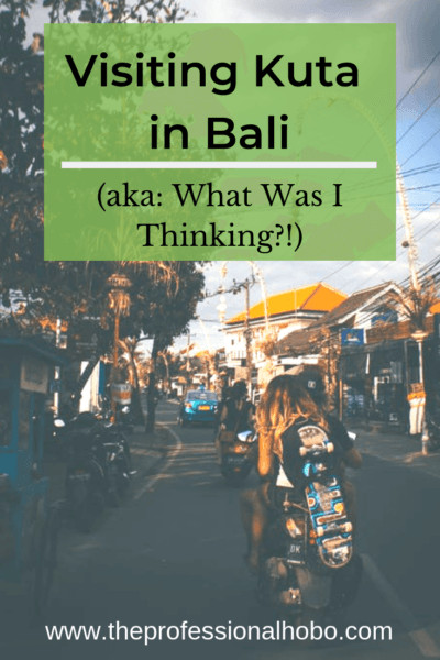 Visiting Kuta in Bali was a comedy of errors - many, many errors! From currency exchange scams to the crazy beach, this is a funny tale with a few lessons hidden in there. Enjoy! #indonesia #bali #kuta #kutabali #travelscams #currencyexchange #moneychangescams #touristtraps #balinesehealer #kutasurfing #theprofessionalhobo #funnystory #travelstory