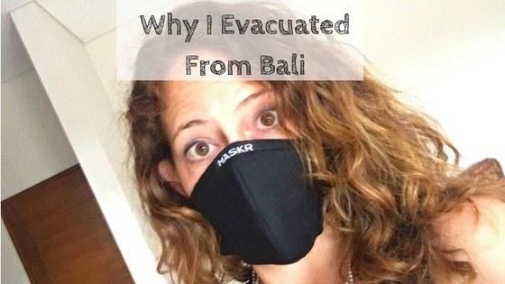 Why I Evacuated From Bali (Vlog, Ep. 24)