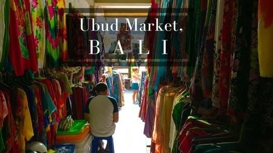 Ubud Market: How to Negotiate (Vlog Ep. 25)