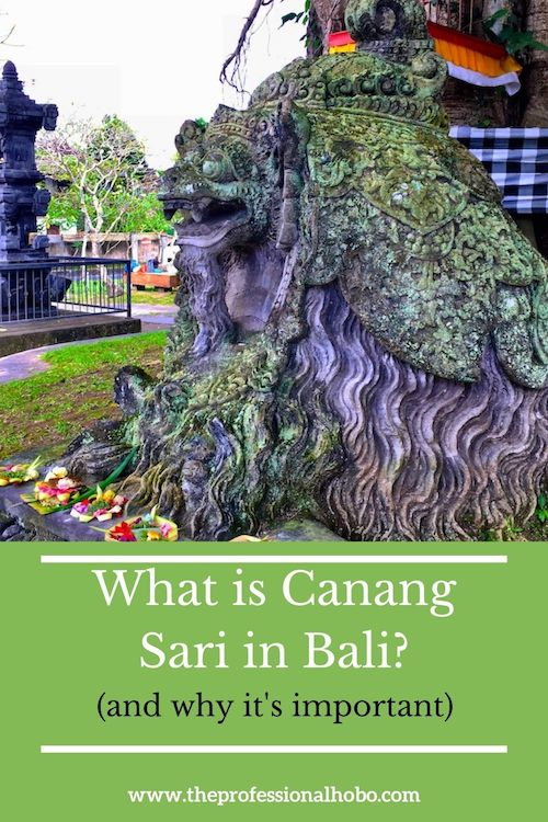 What is Canang Sari in Bali and why is it important? Learn more here. #Bali #Balineseculture #CanangSari #BalineseHindu #BaliCulture #traveltips #TheProfessionalHobo