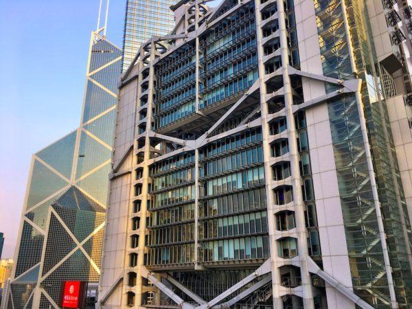 hsbc vs Bank of China