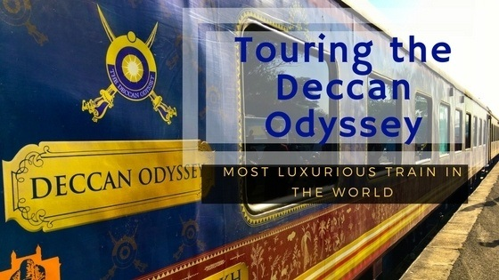 Touring India's Deccan Odyssey: Most Luxurious Train in the World!
