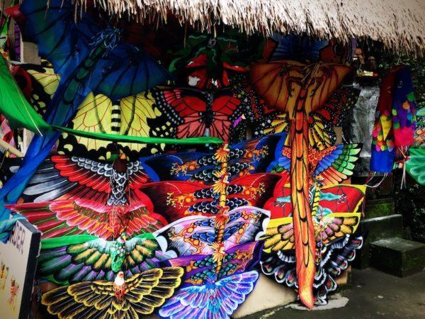 kites for sale in Bali