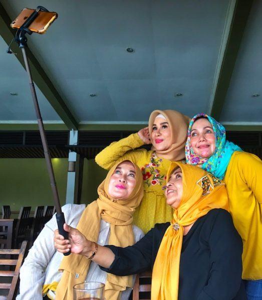 another Jakarta selfie