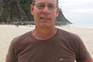 John Clites, teaching English online