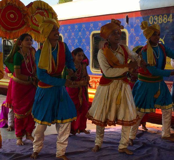 dancers in Aurangabad India