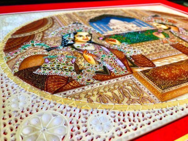 Miniature art of Udaipur